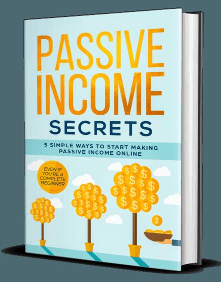 Passive Income Secrets - Cover